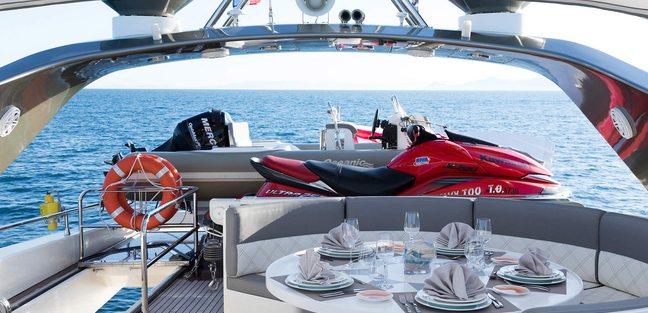 Albator 2 Charter Yacht - 7