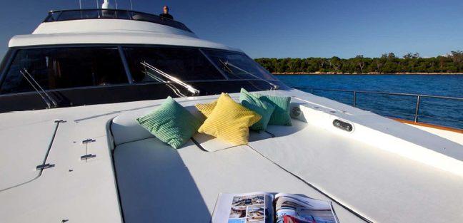 Magenta Charter Yacht - 2