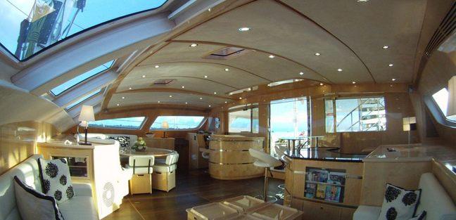 Cattitude Charter Yacht - 7