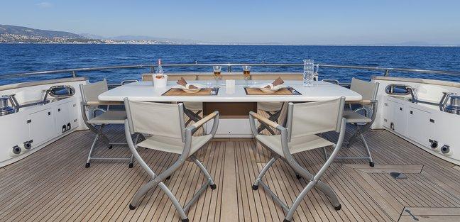 Quo Vadis Charter Yacht - 5