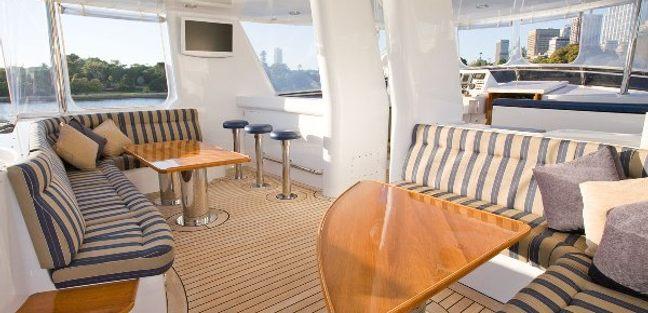 Phoenix I Charter Yacht - 4