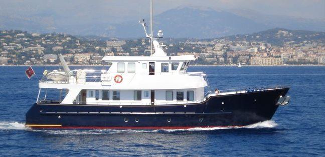 Devils Advocate Charter Yacht