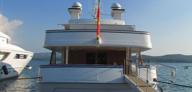 Golden Eagle Charter Yacht - 5