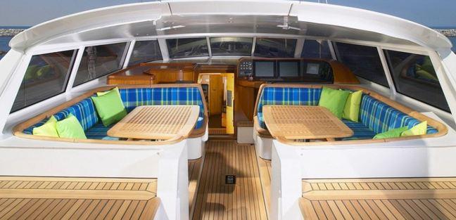 La Joie De Mar Charter Yacht - 5