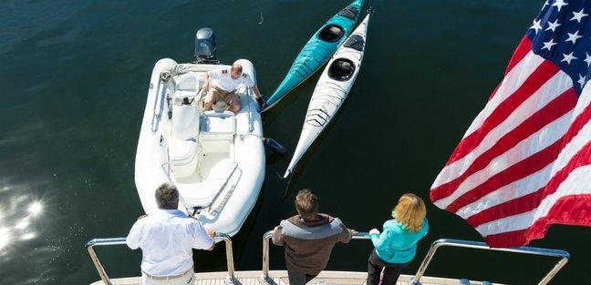 Blackwood Charter Yacht - 6