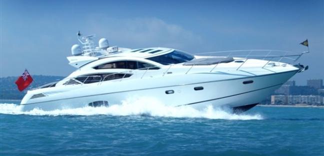 Sunseeker Predator 74 Charter Yacht