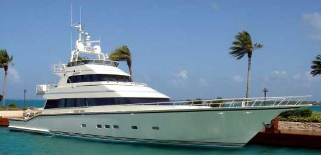Sea Eagle Charter Yacht