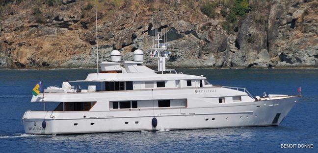 Golden Eagle Charter Yacht - 3