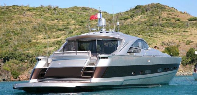 Spirit of Zen Charter Yacht