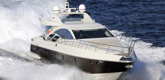 Mr Louis Charter Yacht - 3