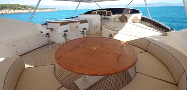 Virginia Mia Charter Yacht - 3