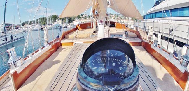 Cadama Charter Yacht - 3