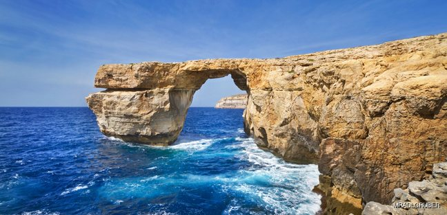 Explore Gozo's Famous Azure Window and Blue Hole