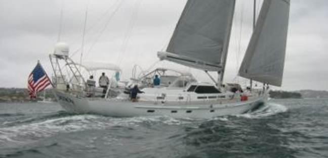 Sorcerer II Charter Yacht