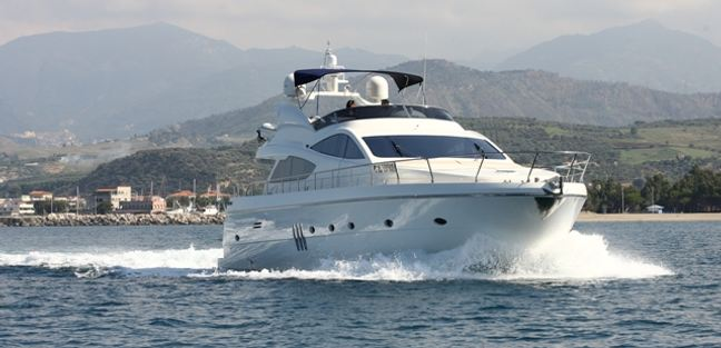 Gaby Charter Yacht