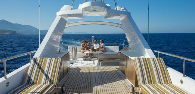 Carmen Fontana Charter Yacht - 2