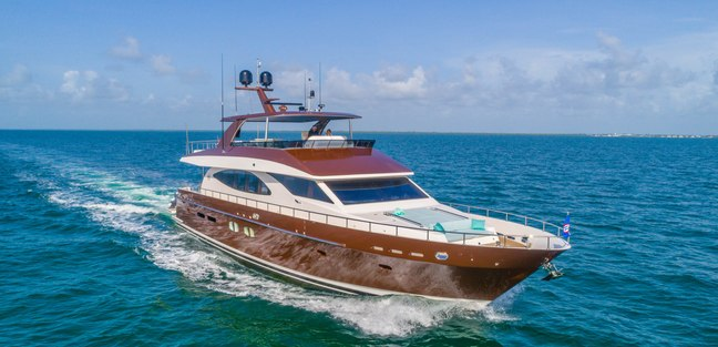Deal Maker Charter Yacht