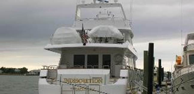 Indiscretion Charter Yacht - 2