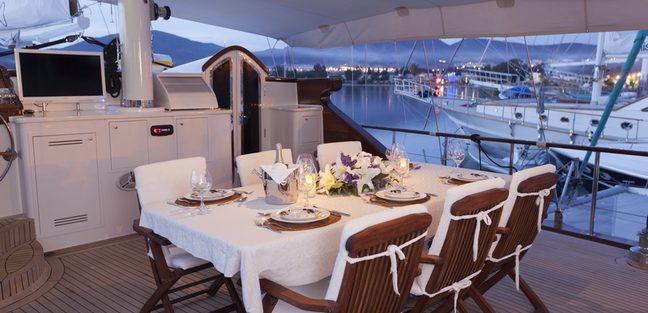 Justiniano Charter Yacht - 4