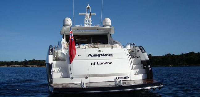 Aspire of London Charter Yacht - 5