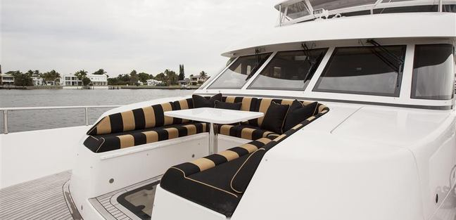 Seas To See Charter Yacht - 7