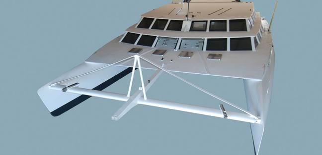 Cassiopeia Charter Yacht