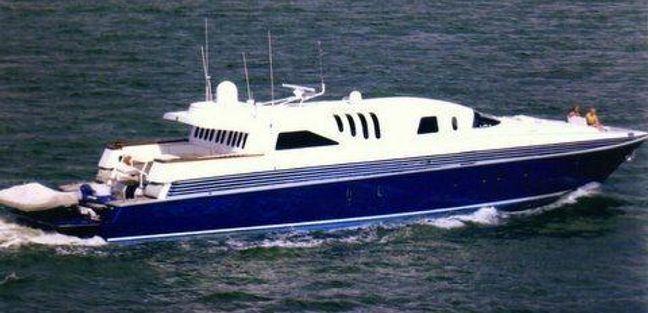 Ice 3 Charter Yacht