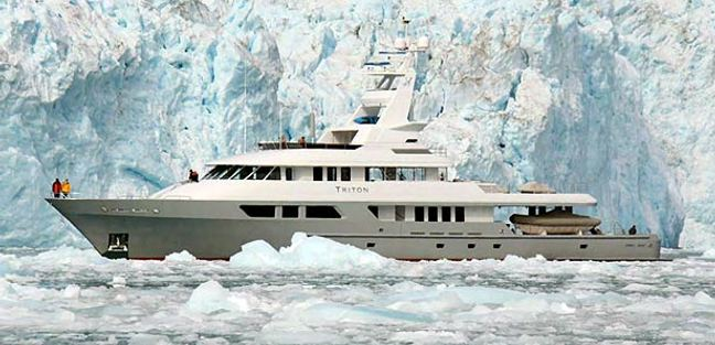 Triton Charter Yacht - 2