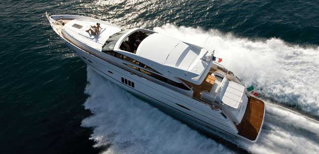 Aramis Charter Yacht - 2