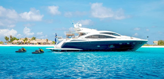 Lilly Charter Yacht