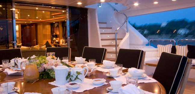 Aura Charter Yacht - 4