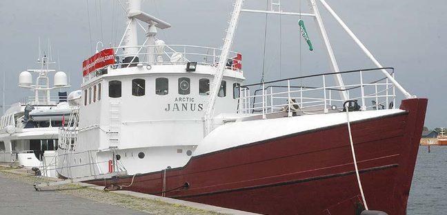 Arctic Janus Charter Yacht - 3