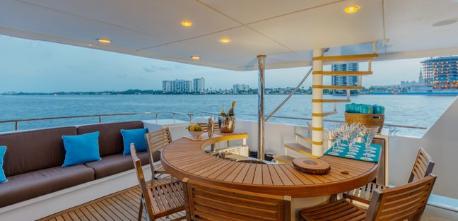 Lionshare Charter Yacht - 4