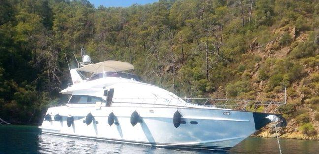 Ser I  Charter Yacht