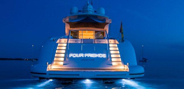 Four Friends Charter Yacht - 5