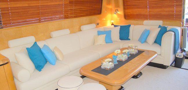 Dorabella Charter Yacht - 3