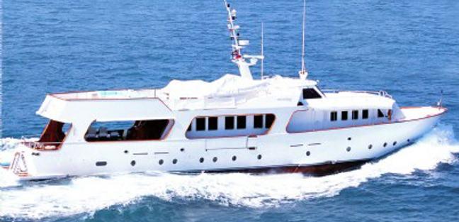Fantastique Charter Yacht