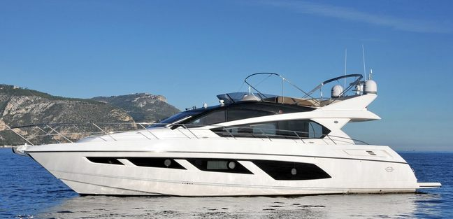 Turquoise Charter Yacht