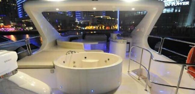 Infinity 1 Charter Yacht - 2