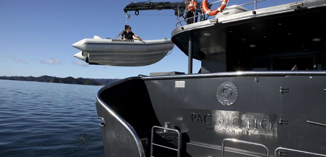 Pacific HQ Charter Yacht - 5