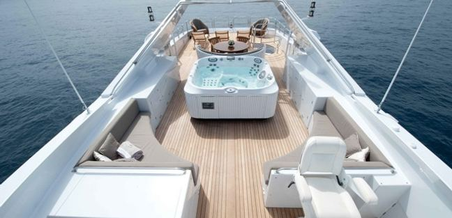 Palm B Charter Yacht - 3