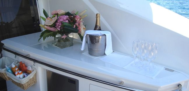 Aspire of London Charter Yacht - 4