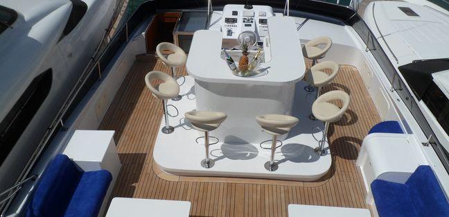 Lady Tatiana Charter Yacht - 3