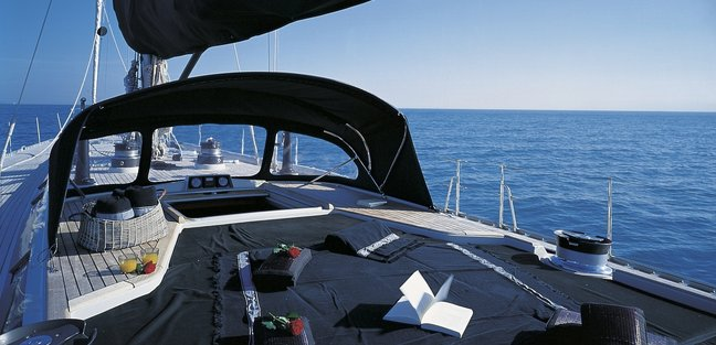Black Shark of St Peter Charter Yacht - 3