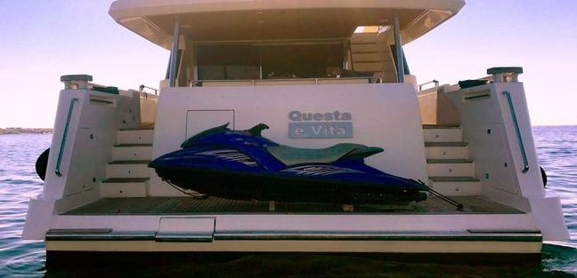 QUESTA è VITA Charter Yacht - 5