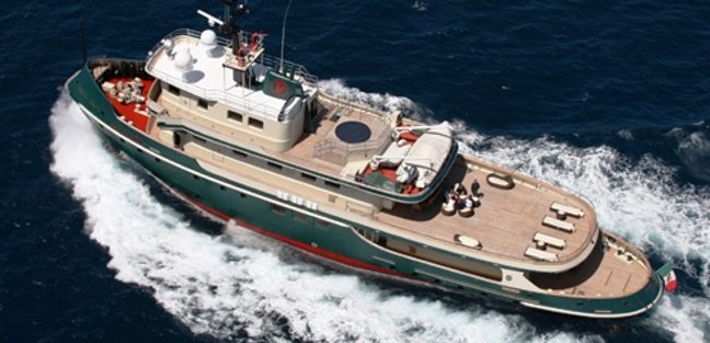 Ariete Primo Charter Yacht - 5