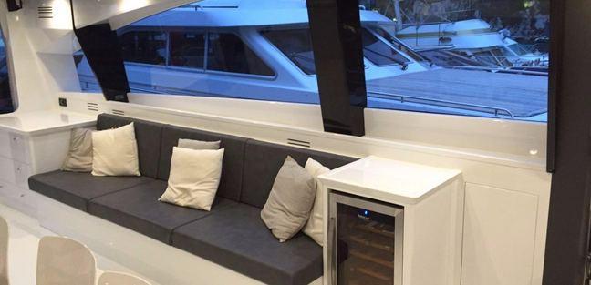 Forza 8 Charter Yacht - 6