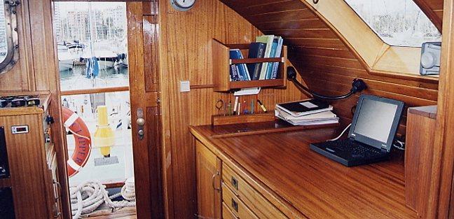 Blue Clipper Charter Yacht - 3