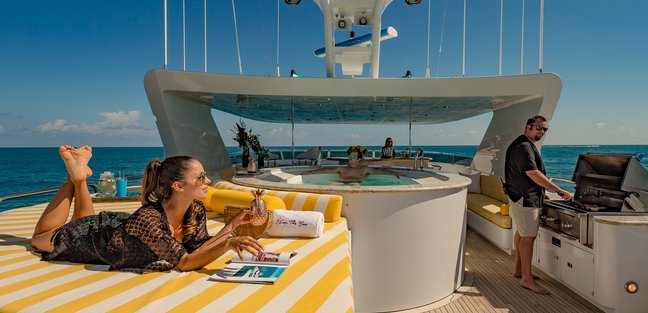 I Love This Boat Charter Yacht - 3