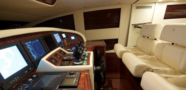 White Pearl Charter Yacht - 8